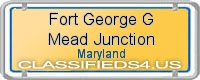 Fort George G Mead Junction board